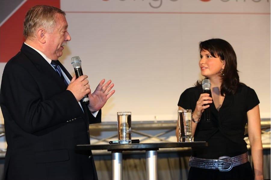 Dani Linzer interviewt Michael Häupl, Bürgermeister Wien a.D.